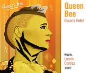 Queen Bee from Oscar's Hotel