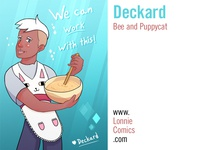 Deckard from Bee and Puppycat