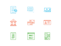More Finance Icons!