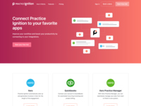 Integrations Page - Practice Ignition