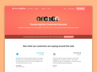 Customers Page