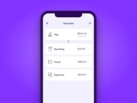 Wildcard - Accounts Redesign
