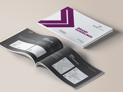 Kooheji Productions Style Guide graphics design logo style guidelines brand book identity design style guide branding brand