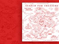 Treasure activity Poster
