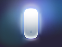 Magic Mouse With LED