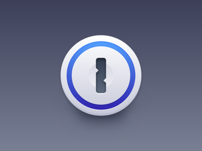 1password Redesign + Replacement icns