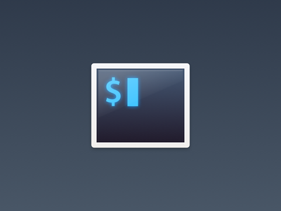 iTerm Redesign + Replacement icns iterm icns terminal sudo commands line git app mac icon code hack