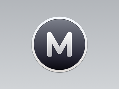 Manico App Icon manico app icon redesign mac yosemite