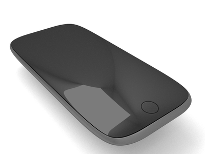 Untitled Device phone device render 3d blender mobile home button