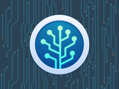 SourceTree  App Icon Redesign + Replacement icns mac app icon osx sourcetree git tree icns replacement