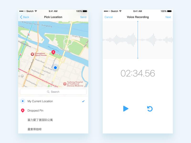 Yep - A Community Where Geniuses Meet yep audio record play voice wave pin location map