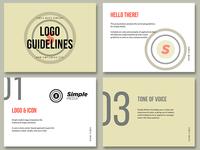 Logo guideline presentation