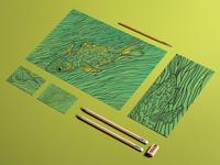 Lineart Illustration