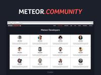 Meteor.community