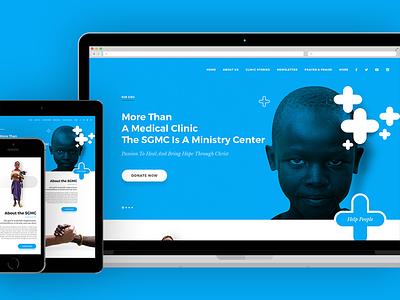Debut Shot! non profit ngo donation charity interface design interaction design responsive web uiux design web design