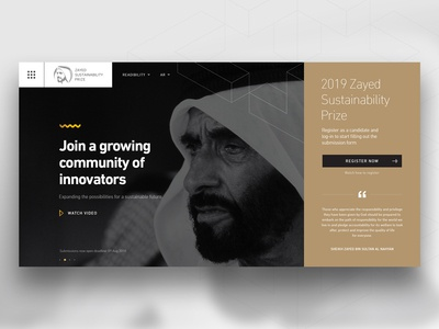Sheikh Zayed Sustainability Prize