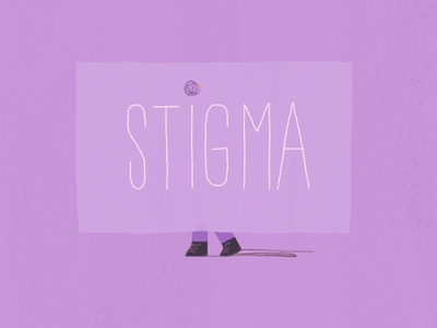 Stigma effects after ae illustration rigging explainer duik 2d gif graphics character design motion animation