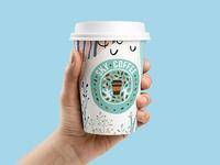 Sky Coffee Logo