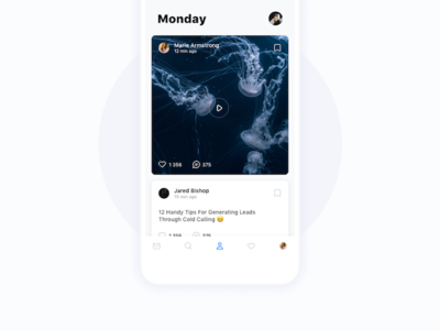 X Projects. Lenta iphone product design design trip travel application ui mobile
