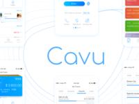 CAVU Mobile Banking app