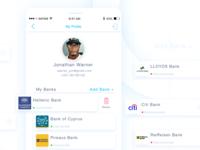 Infin8 - FinTech Mobile App
