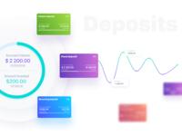 Deposit cards for International Bank of Azerbaijan