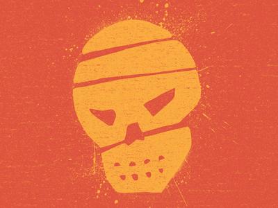 ATR skull logo mark