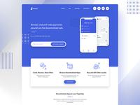 Landing page proposal