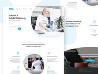 Suuber - Website Redesign