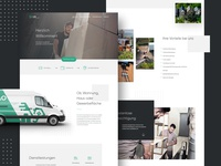 LAO Dienstleistungen - Website