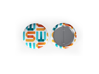 Spiceworld Logo Pin
