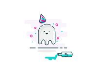30 Min Design Challenge: Ghost