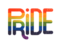 Type for Pride Month <3