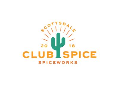 Quick logo for our Club Spice Program