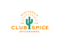 Quick logo for our Club Spice Program