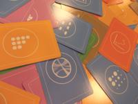 The Graphic Continuum Card Set 3