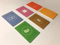 The Graphic Continuum Card Set 4