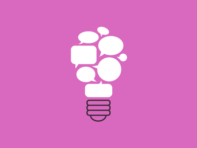 Marketing Symbol marketing light flat graphic design creativity icon symbol