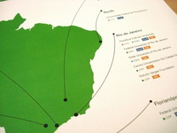 Institute Links with Brazil Diagram/Map 3