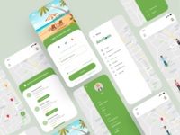 People Finder App Design