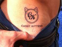 Candy Kittens Logo