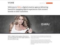Verb Website