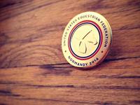 Normandy Pin