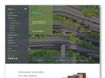 PeterFell Architecture Website Redesign