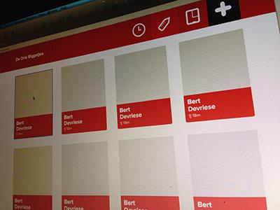 Nursery Web App nursery web app rails ruby ipad touch