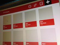 Nursery Web App