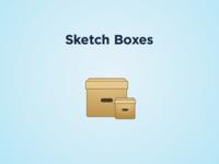 Sketch boxes