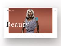 Ottografie — Web design