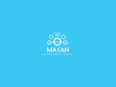 Makan Architecture - Rebranding design logo architecture makan rebranding