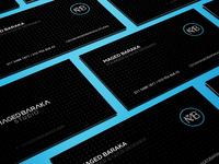 Maged Baraka Studio - Branding